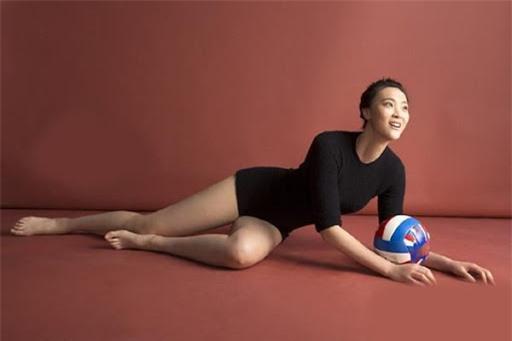 Ngọc nữ triệu người mê của thể thao Trung Quốc: Khí chất phi phàm, song nỗi đau dai dẳng - Ảnh 7.