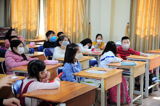 Cả nước còn 2% số lớp tiểu học chưa có phòng riêng.