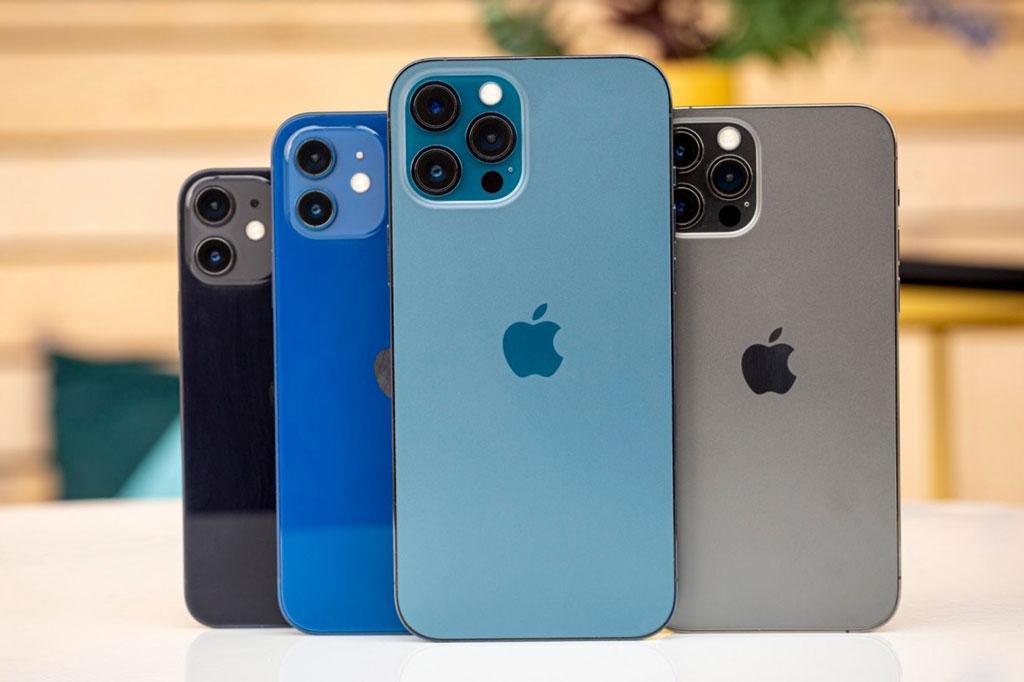 iPhone 12 Series.