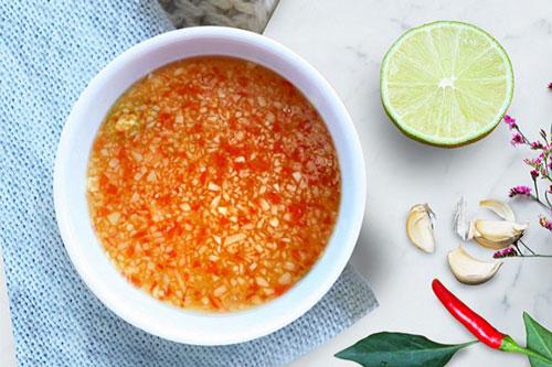 Cách làm nước chấm thịt luộc ngon bậc nhất, ai cũng thích, ăn là ghiền