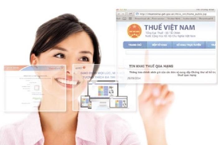 100% doanh nghiệp đang hoạt động tại tỉnh Bình Dương đã sử dụng dịch vụ khai thuế qua mạng.
