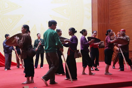 Lễ hội Trỉa lúa, Lễ hội Hò Thuốc cá được công nhận là di sản văn hóa phi vật thể