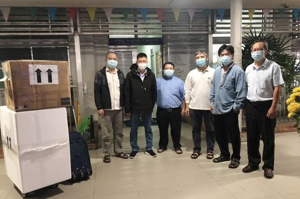 TP.HCM chung tay góp sức cùng Hải Dương phòng chống đại dịch Covid-19