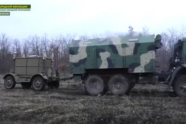 UAV Ukraine bị hệ thống tác chiến điện tử Triton-M1 mới nhất đánh chặn