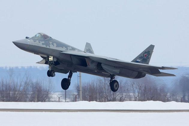 Su-57 có thể sẽ lại được điều đến Syria sau vài tuần nữa