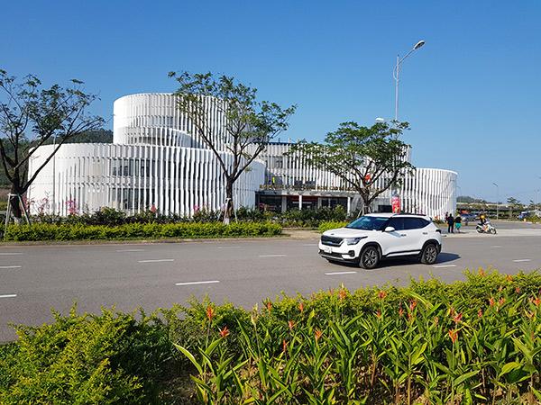 Khu Công nghệ cao Đà Nẵng ngày càng thu hút nhiều sự quan tâm của các nhà đầu tư trong và ngoài nước!