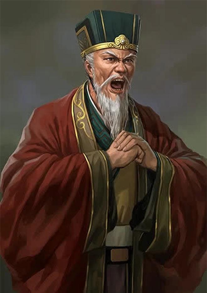 Mưu sĩ có năng lực kém cỏi nhất thời Tam Quốc, cũng may Tôn Quyền không trọng dụng, nếu không Đông Ngô đã sớm bị xóa sổ - Ảnh 4.