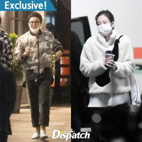 Rộ thuyết âm mưu Dispatch định khui G-Dragon - Jennie vào ngày 1/1 với Hyun Bin - Son Ye Jin, nhưng ém hàng vì 1 lý do - Ảnh 2.