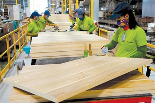 Tháng 1/2021: Xuất khẩu gỗ đạt 1,25 tỷ USD