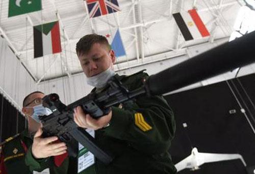 Báo Mỹ chỉ mục đích của Nga với vũ khí chuẩn NATO