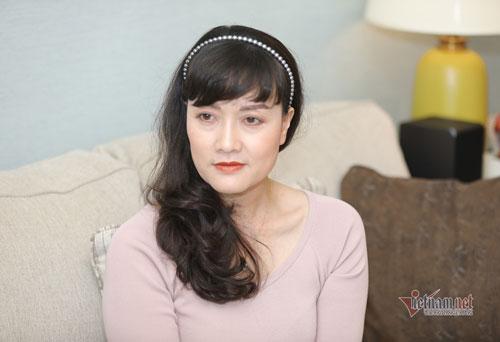 Nghệ sĩ Vân Dung:'Không mơ tiền tài, địa vị, chỉ mong bình yên'