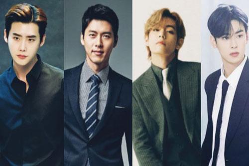 Top sao Hàn được báo Nhật chọn là 'Thiên tài gương mặt', Hyun Bin vẫn vượt mặt nhiều đàn em