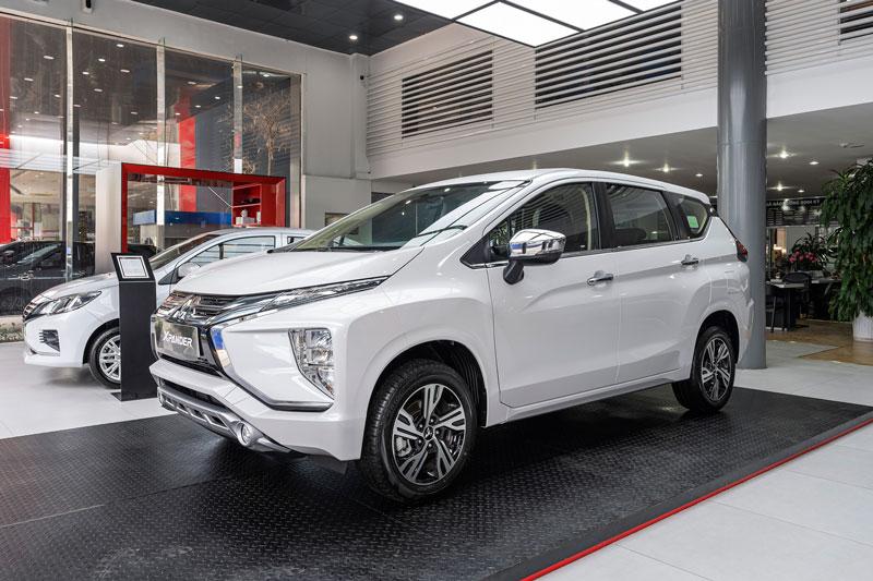 Mitsubishi Xpander giá rẻ cho Toyota Innova 'hít khói' về doanh số
