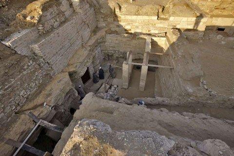 Phát hiện điều kỳ lạ ở mộ công chúa Ai Cập