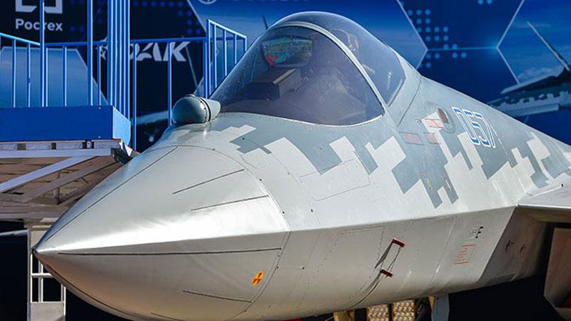 Các nước Trung Đông hoàn toàn bị phớt lờ Su-57.