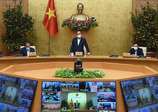 Thủ tướng yêu cầu phải có ngay quy chế giữa ba bộ về lưu thông hàng hóa vùng dịch