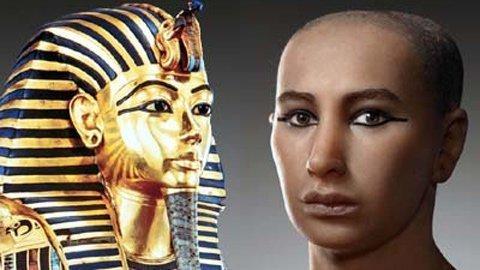 Bí mật về vòng 1 to bất thường của Pharaoh Ai Cập