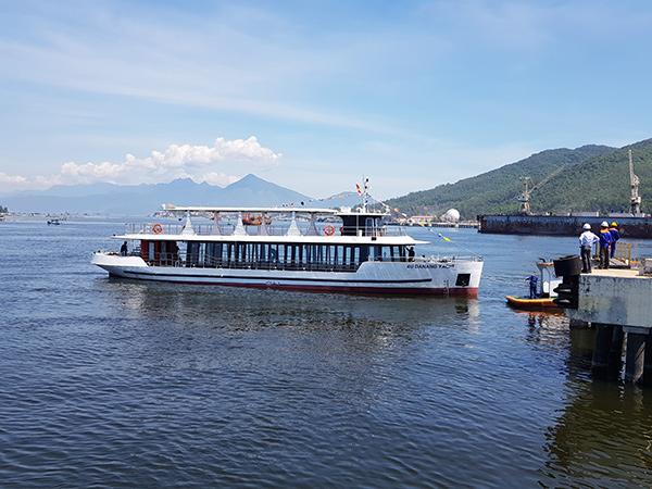 Bộ GTVT ủng hộ mở hai tuyến vận tải khách đường thủy Đà Nẵng – Cù Lao Chàm, Đà Nẵng – Lý Sơn