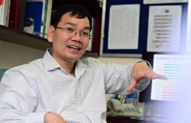 Ông Huỳnh Thế Du - Giảng viên Chính sách công, Đại học Fulbright Việt Nam.