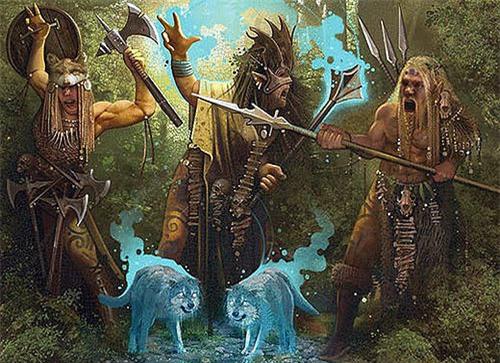 10 giống người huyền thoại trên trái đất