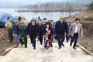 Tập đoàn TH đề xuất đầu tư 3 dự án nông nghiệp công nghệ cao, du lịch nghỉ dưỡng tại Hà Tĩnh