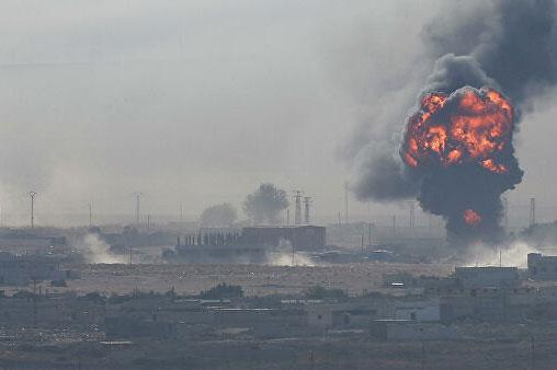 Không quân Nga dập tắt cuộc phản công lớn của phe thánh chiến Syria