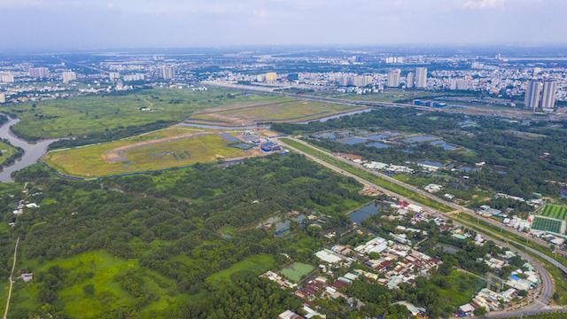 TPHCM hiện có hàng ngàn ha đất có chức năng hỗn hợp không được cấp giấy phép xây dựng.
