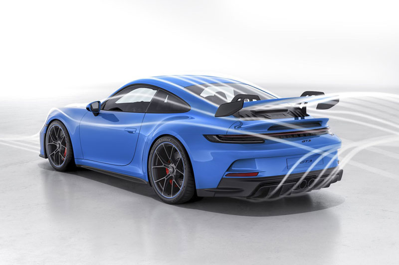 Chi tiết siêu xe Porsche 911 GT3 2021