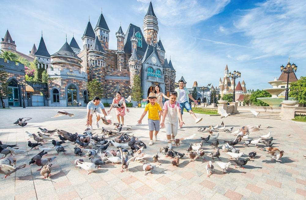 Du khách đến Khánh Hoà giảm mạnh trong 2 tháng đầu năm 2021.