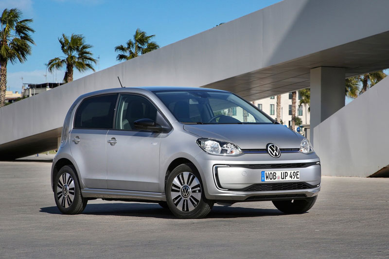 8. Volkswagen Up.