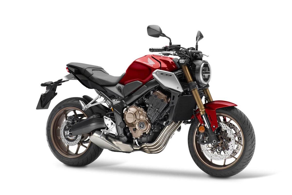 Honda CB650R 2021.