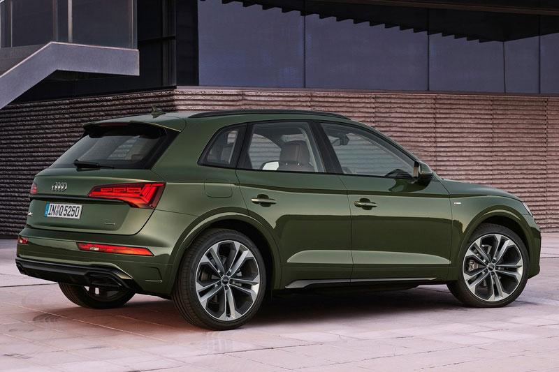 1. Audi Q5.