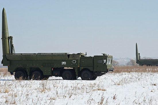 Ukraine triển khai hệ thống tên lửa chiến thuật Tochka-U cách Crimea 30 km
