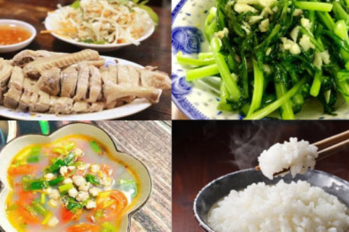Thực đơn cơm chiều: 3 món nấu đơn giản nhưng ai cũng mê