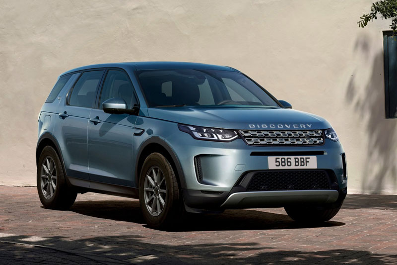 3. Land Rover Discovery Sport.