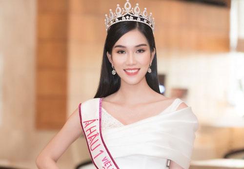 Missosology kỳ vọng Á hậu Phương Anh mang vương miện Hoa hậu quốc tế đầu tiên về cho Việt Nam