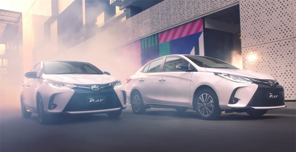 Toyota Yaris ban dac biet duoc ra mat tai Thai Lan anh 10
