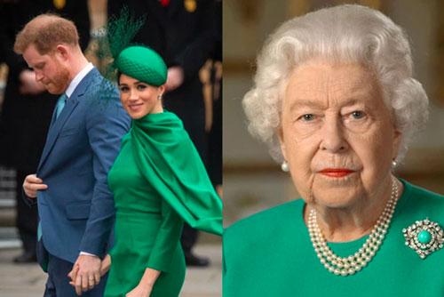"""Mới đầu năm, dù sắp có con thứ 2, vợ chồng Hoàng tử Harry và Meghan lại gây """"loạn"""""""