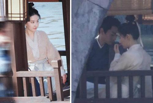 Lộ tạo hình đầu tiên của 'Cô Cô' Lưu Diệc Phi trong phim mới kết hợp cùng 'Dương Quá' Trần Hiểu