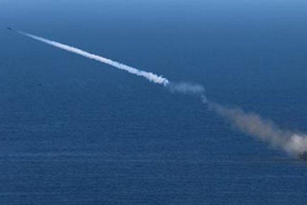 Mỹ chặn tên lửa hành trình Kalibr của Nga