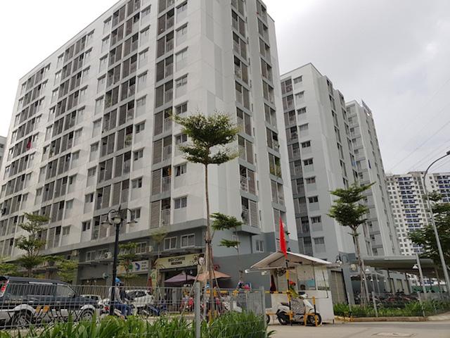 25 tỷ đồng cho vay ưu đãi mua, thuê mua nhà ở xã hội tại TP.HCM.