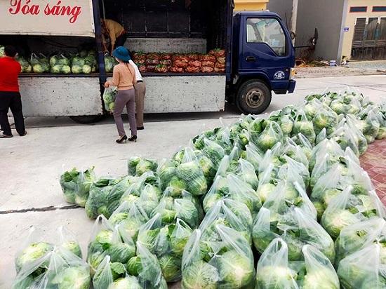 Cục Xúc tiến thương mại kêu gọi doanh nghiệp tài trợ mua nông sản Hải Dương để cung cấp miễn phí cho các cơ sở xã hội