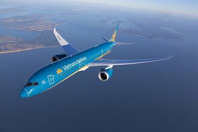 Hàng không Vietnam Airlines khôi phục lại chuyến bay Vân Đồn và TP. Hồ Chí Minh