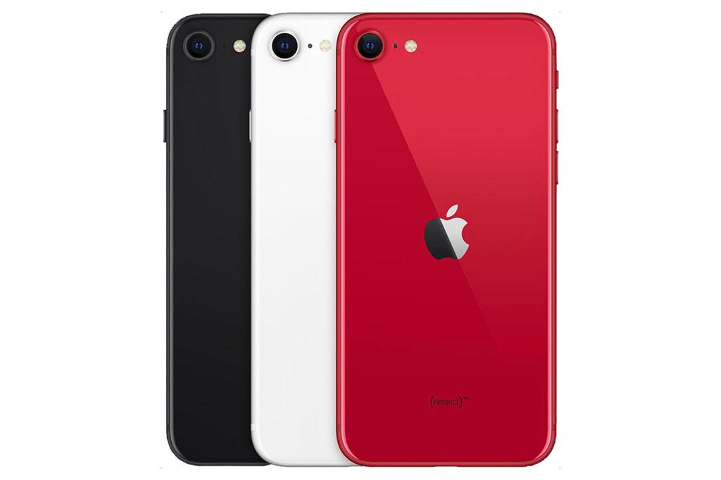 2. iPhone SE 2020 (doanh số: 24,2 triệu chiếc).