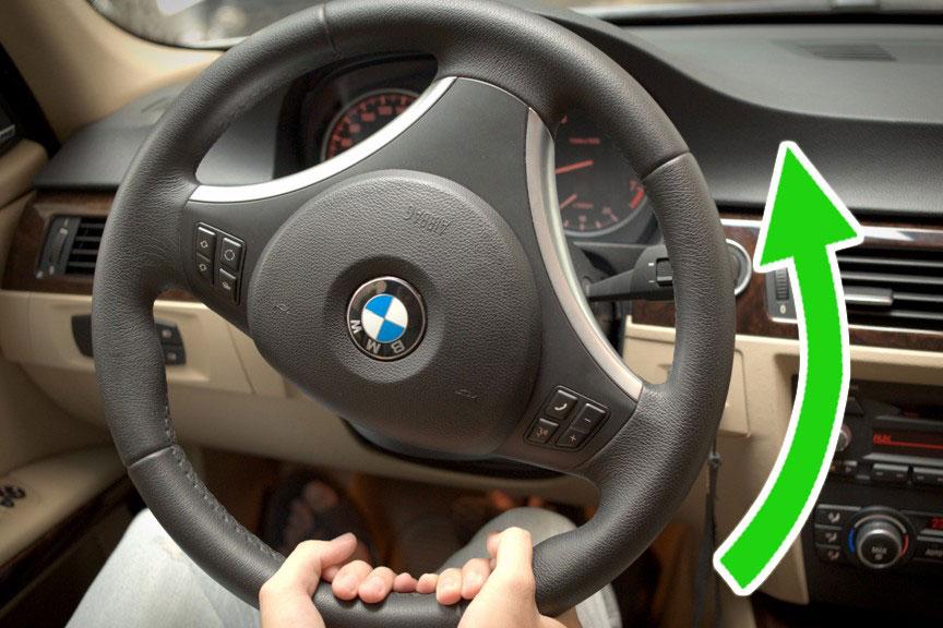 Những sai lầm thường gặp ở các tài xế mới