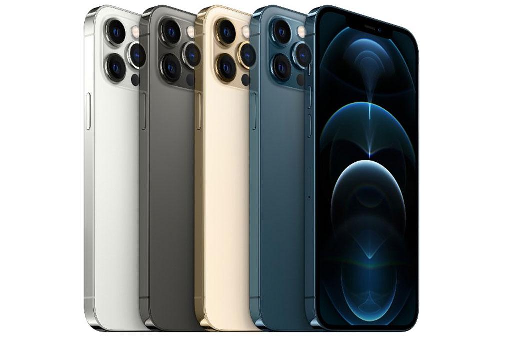 7. iPhone 12 Pro Max (doanh số: 16,8 triệu chiếc).