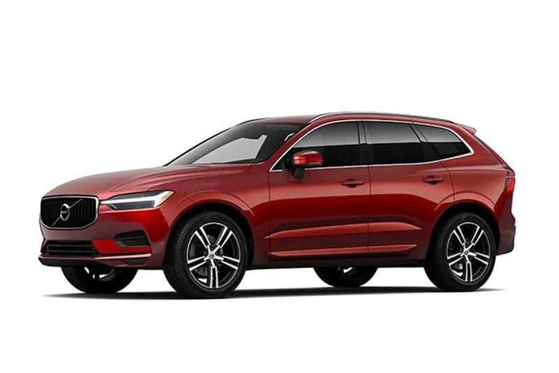 =6. Volvo XC60 2021 (giá khởi điểm: 41.700 USD, điểm an toàn: 9,8/10).
