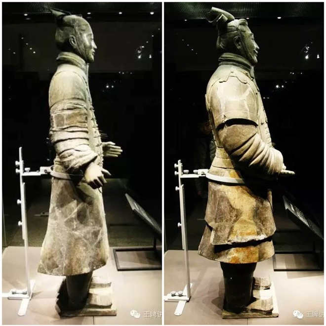 Bí ẩn tượng binh mã trong lăng mộ Tần Thủy Hoàng: Không bao giờ có 2 gương mặt trùng khớp nhau? - Ảnh 7.
