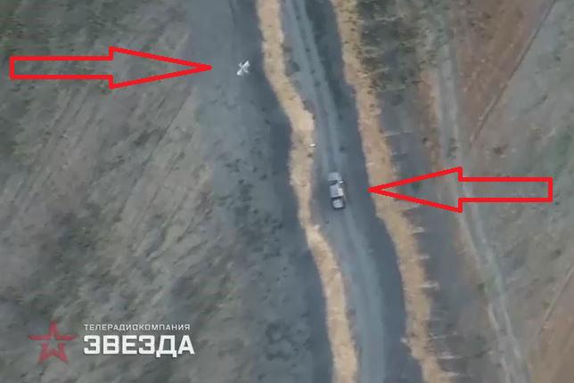 UAV cảm tử Lancet-3 của Nga tiêu diệt các chỉ huy cấp cao của khủng bố ở Syria