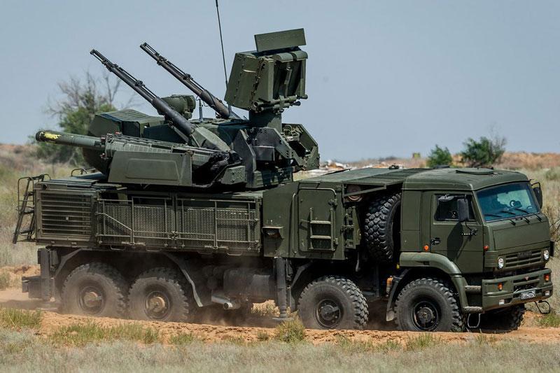 NATO đánh giá cao hệ thống phòng không Pantsir của Nga
